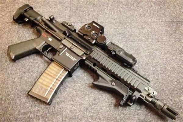 世界十大步枪 我国81式自动步枪上榜,第八距今百年且还在服役
