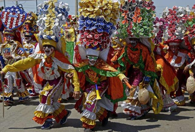 世界最著名的十大节日 春节位列第一,狂欢节最受欢迎