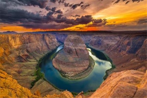 世界十大峡谷 塔拉河峡谷上榜,美国大峡谷一定要去