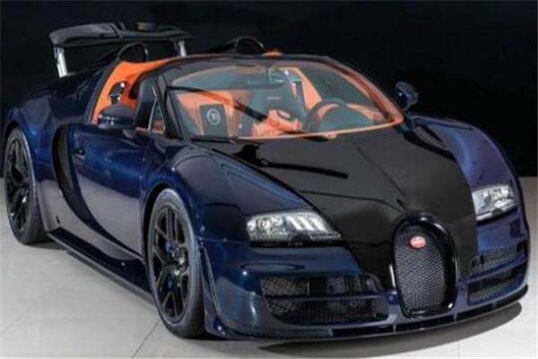 世界十大最快跑车 布加迪两款上榜,第九百公里加速仅需0.8秒