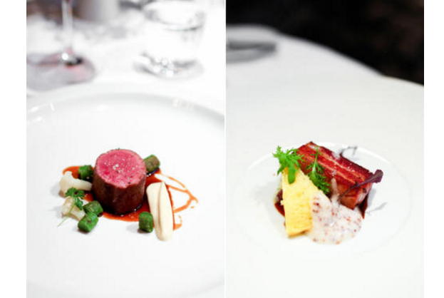 世界十大时尚餐厅 中餐上榜,路易十五餐厅排第一