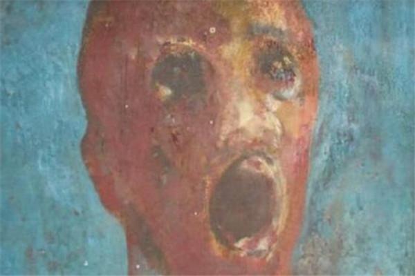 世界十大奇异画 《耶稣画像》仿佛有让人离奇死亡的磁场