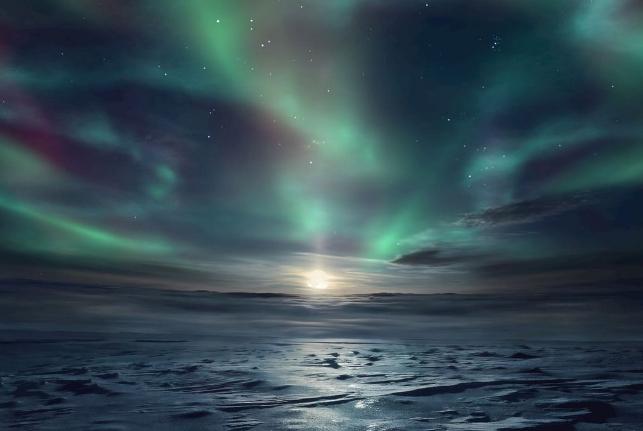 世界十大超自然现象 这些神奇的景象,你见过吗