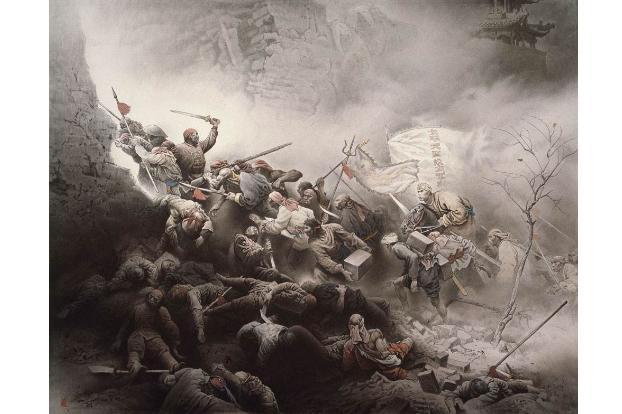 世界最惨烈的十大战役 中国上榜三大战役,第一伤亡500万人