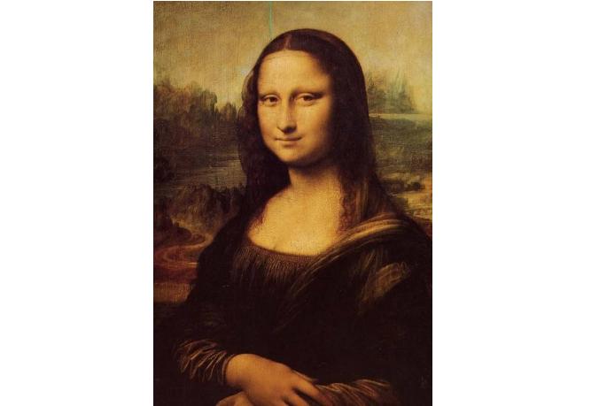 世界最著名的十大名画 星夜排第三,蒙娜丽莎位列第一