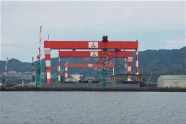 世界十大造船厂 我国两个上榜,第三有产能最大的船坞