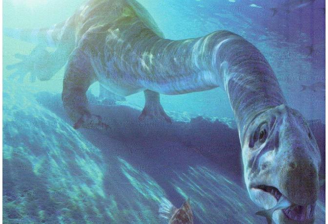世界十大洪荒巨兽 都是真实存在的,你认识吗