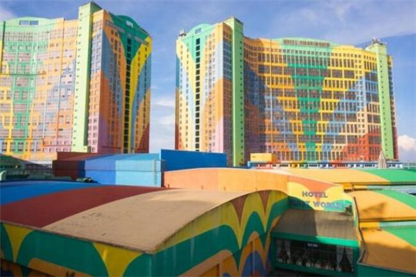 世界最大的十大酒店 Abraj Kudai酒店客房有一万间