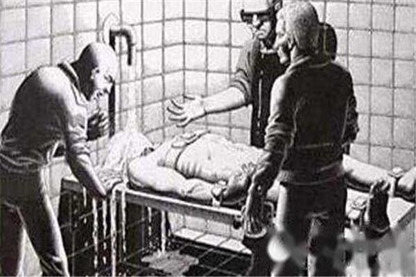 世界十大恶心刑法 凌迟即是五马分尸,第七能看到脑浆流出