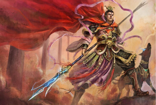 世界十大神话战神 中国上榜三位,第一名为雷神