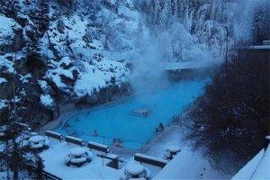 世界十大温泉聚集地 匈牙利上榜,第五能体验到冰火两重天