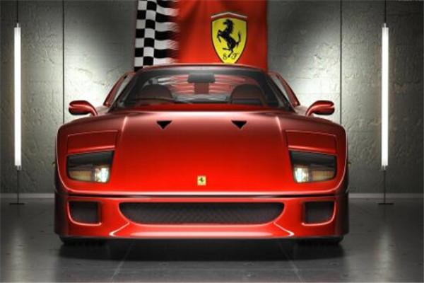 世界十大名车 宾利设计上极其尊贵,法拉利红色跑车无人不知