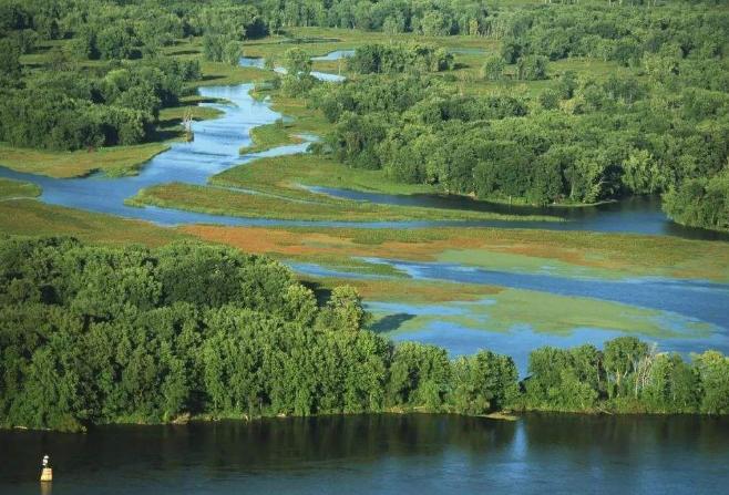 世界最深的十大河流 长江与黄河上班,刚果河排第一