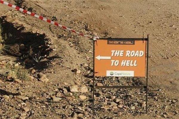 世界十大死亡公路 撒哈拉公路容易迷路,第九条让好多工人丧命