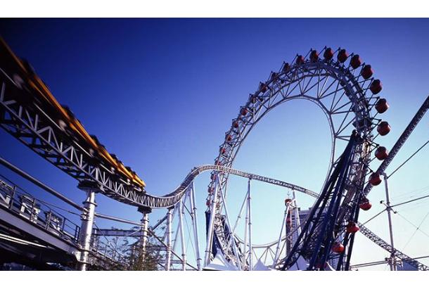 世界最高的十大过山车 感受真正的云霄飞车
