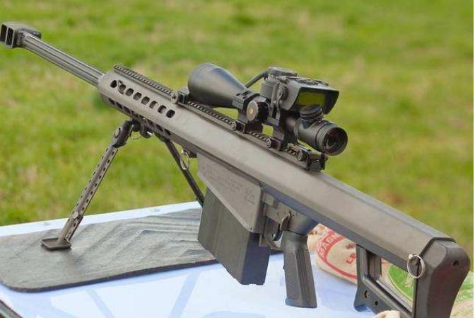 世界殺傷力最強十大狙擊槍 第一為狙擊之王,你認識哪些