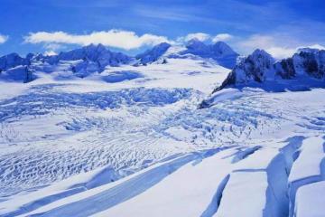 世界十大冰川 莫雷诺景色壮观,中国玉龙上榜
