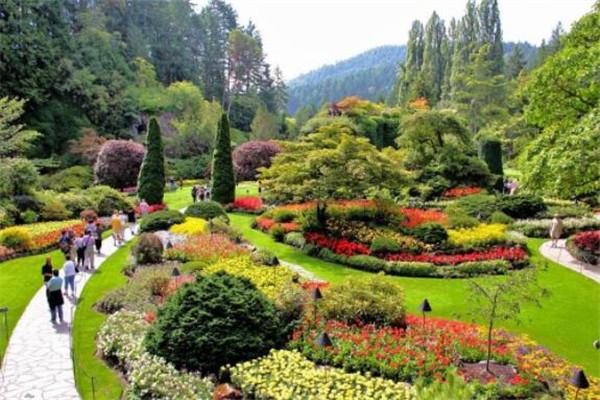 世界最令人惊艳的十大花园 侬律花园美到无可挑剔,你想去吗