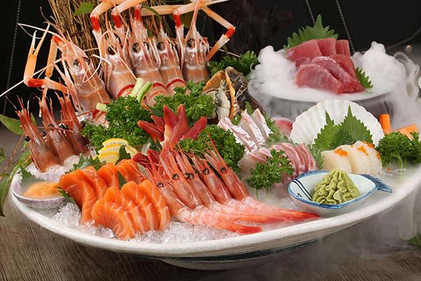 上海自助的十大日本料理