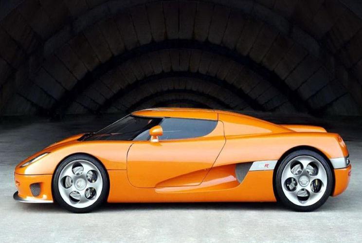 世界十大最快的车 科尼塞克位列榜首,速度达440km/h