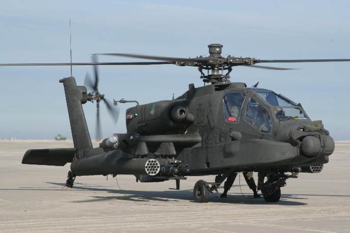 世界殺傷力最大的十大直升機 中國直-10上榜,第一來自美國