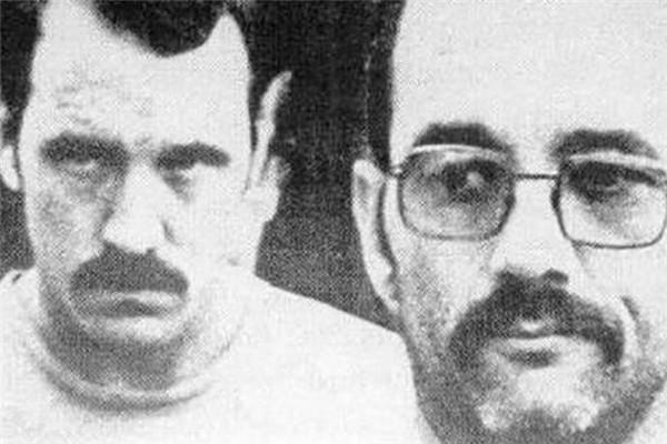 世界最罪恶十大犯人 Dahmer会吃人,第四位从长相看就不友好