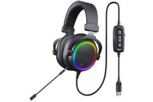 fps竞技游戏专用耳机排名,北海巨妖和达尔优EH925上榜