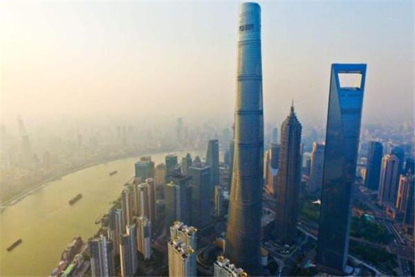 世界十大高楼 我国多座上榜,哈利法塔里面设计奢华