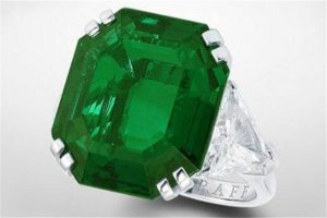 世界十大最昂贵的订婚戒指 第八颗重33.19克拉,你见过吗
