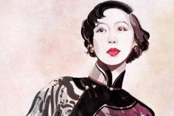 旧上海十大美女