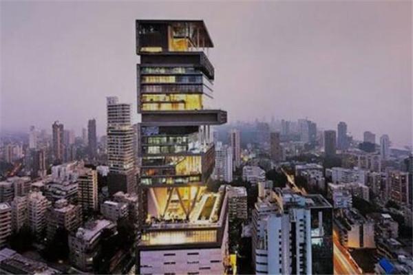 世界最贵十大豪宅 第一位于印度,个个都是上亿元美元的豪宅