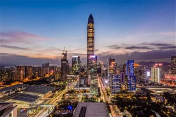 世界十大高层建筑 高银117大厦上榜,第一高1007米