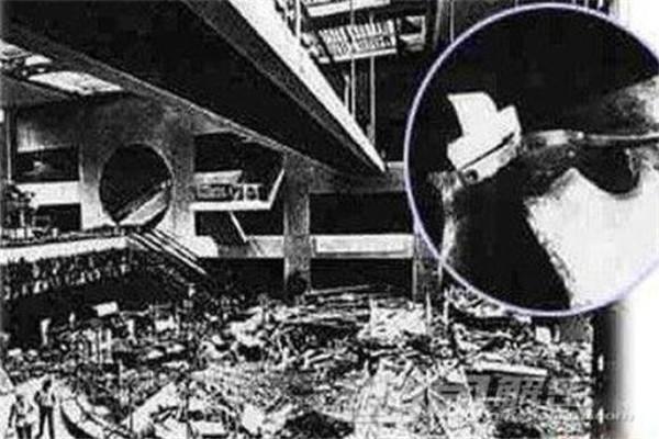 世界十大技术灾难 大桥居然被风吹倒,第九个你一定知道