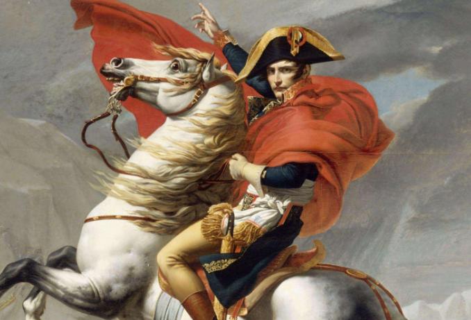 世界十大名将排名 曾国藩上榜,第一名为拿破仑