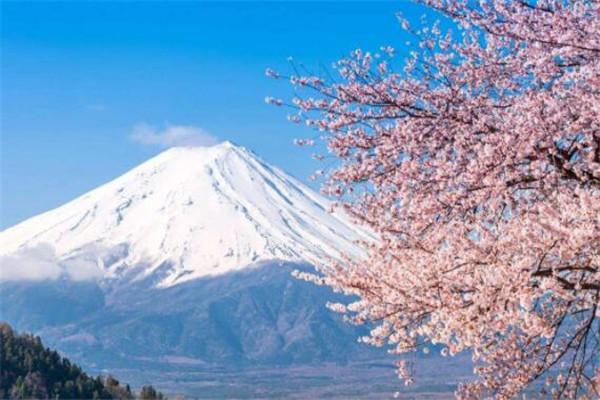 世界十大最美丽的山峰 看樱花必去富士山,你最不想错过哪座
