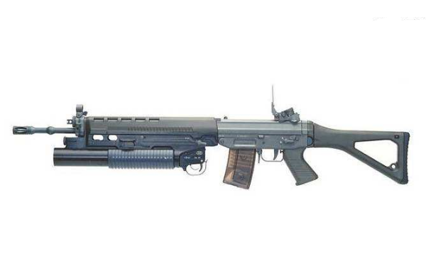 世界十大名枪排名 国产95式上班,AK-47位列第一