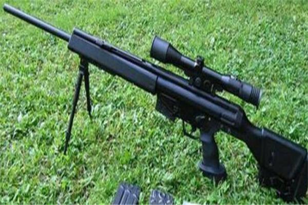世界十大高精狙 L115A3狙击步枪最远击杀记录2475米