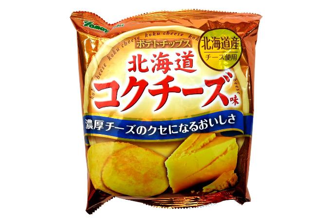 世界上最好吃的十大薯片 乐事仅排第九,第一吃货首选