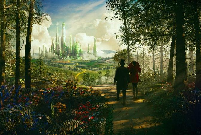 世界十大真人童话电影 小红帽排第三,纳尼亚最受欢迎