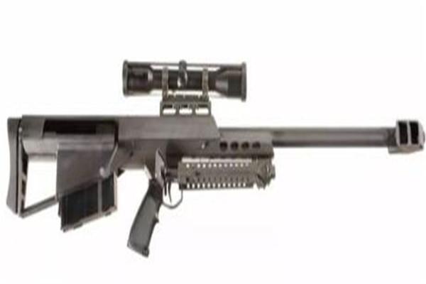 世界十大狙击枪 我国一款上榜,第二最远击杀记录2475米
