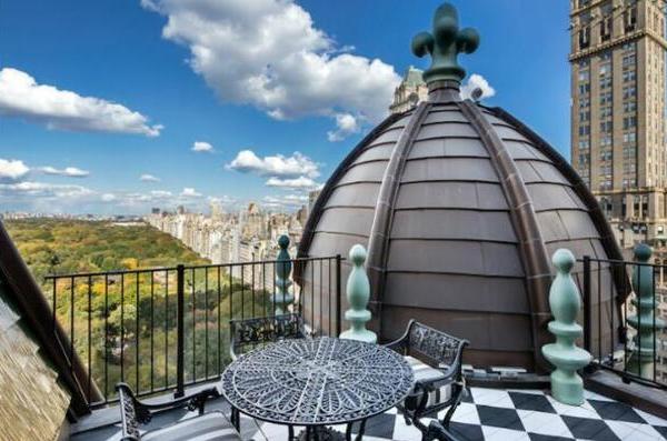 世界上最贵的十大顶级公寓 第一价值4.4亿美元,香港太平山豪宅上榜