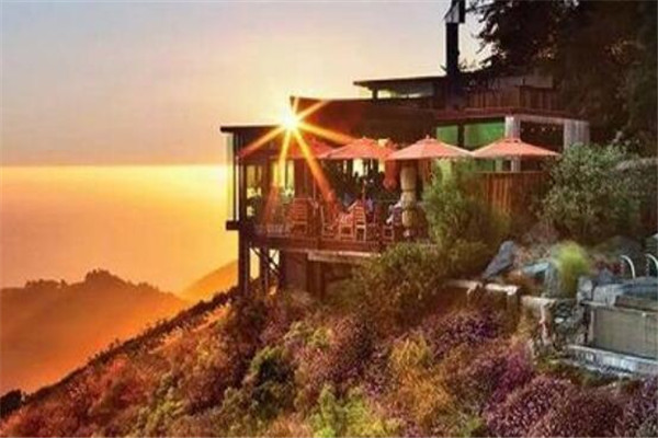 世界十大最美餐厅 16餐厅能俯瞰整城美景,第八建在溶洞中