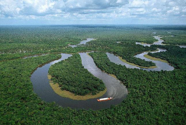 世界十大平原 中国上榜两个,亚马逊平原位列第一