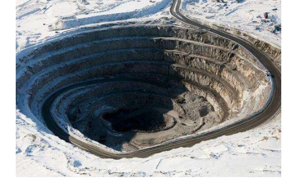 世界十大坑洞 第一名外号地狱之门,你听说过吗