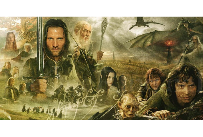世界十大魔幻电影 画皮上榜,指环王最受欢迎