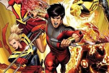 漫威首位华裔英雄即将面世 盘点漫威漫画中的亚裔英雄