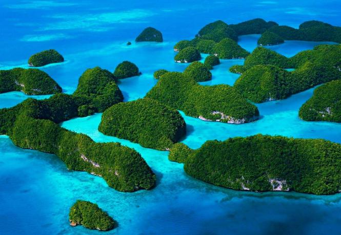 世界十大最美丽的岛屿 旅游首选,最浪漫的景点