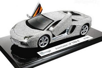 世界十大最贵的玩具 价值850万美金的玩具,你见过吗