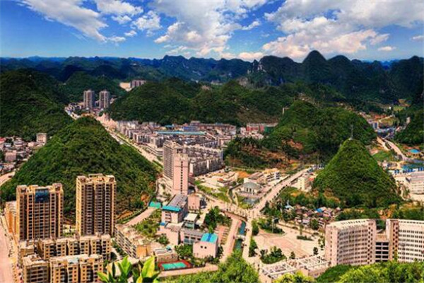 贵州十大穷县城 麻江县上榜,基本上交通状况都很滞后