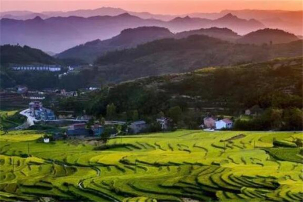 安康十大县城 紫阳县是民歌之乡,第六是仰韶文化发源区